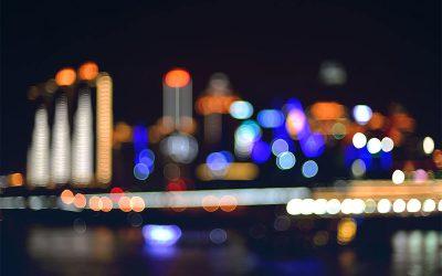 Automação da gestão de iluminação pública com redução de custos operacionais e redução do consumo de energia.
