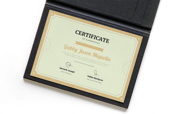 Certificações e prêmios